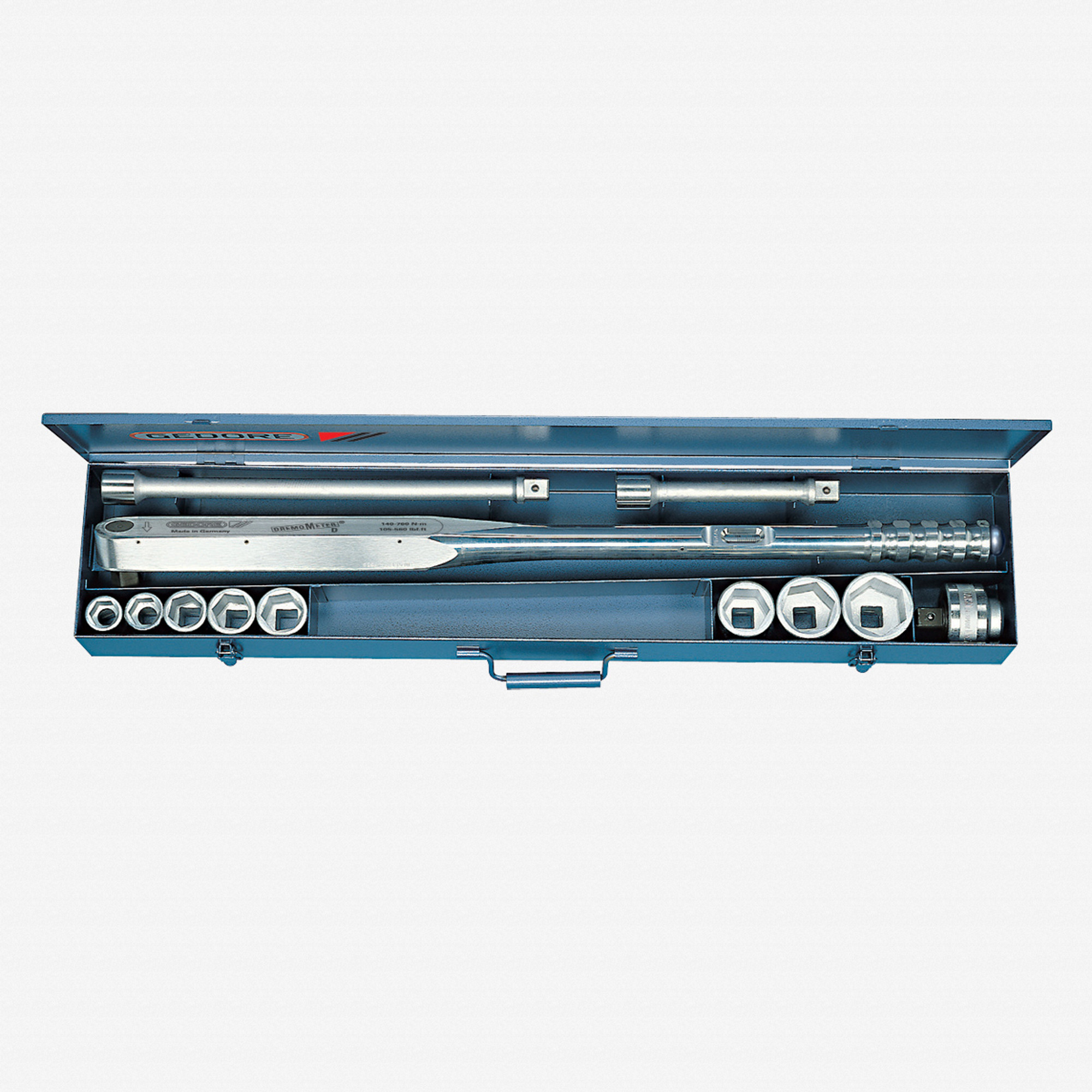 GEDORE 8562-10 TYPE C 1//2 IN TORQUE WRENCH 50-300NM