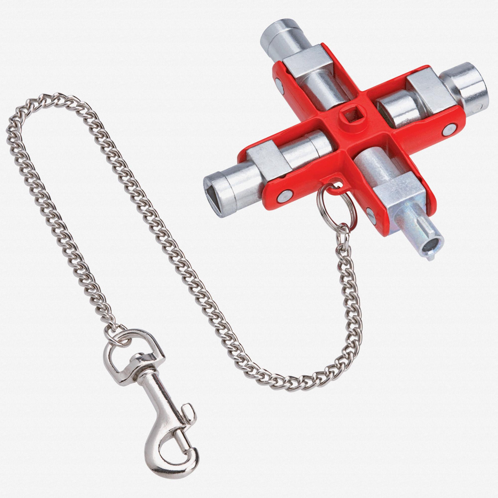 KNIPEX Universal Key 00 11 06 90 mm