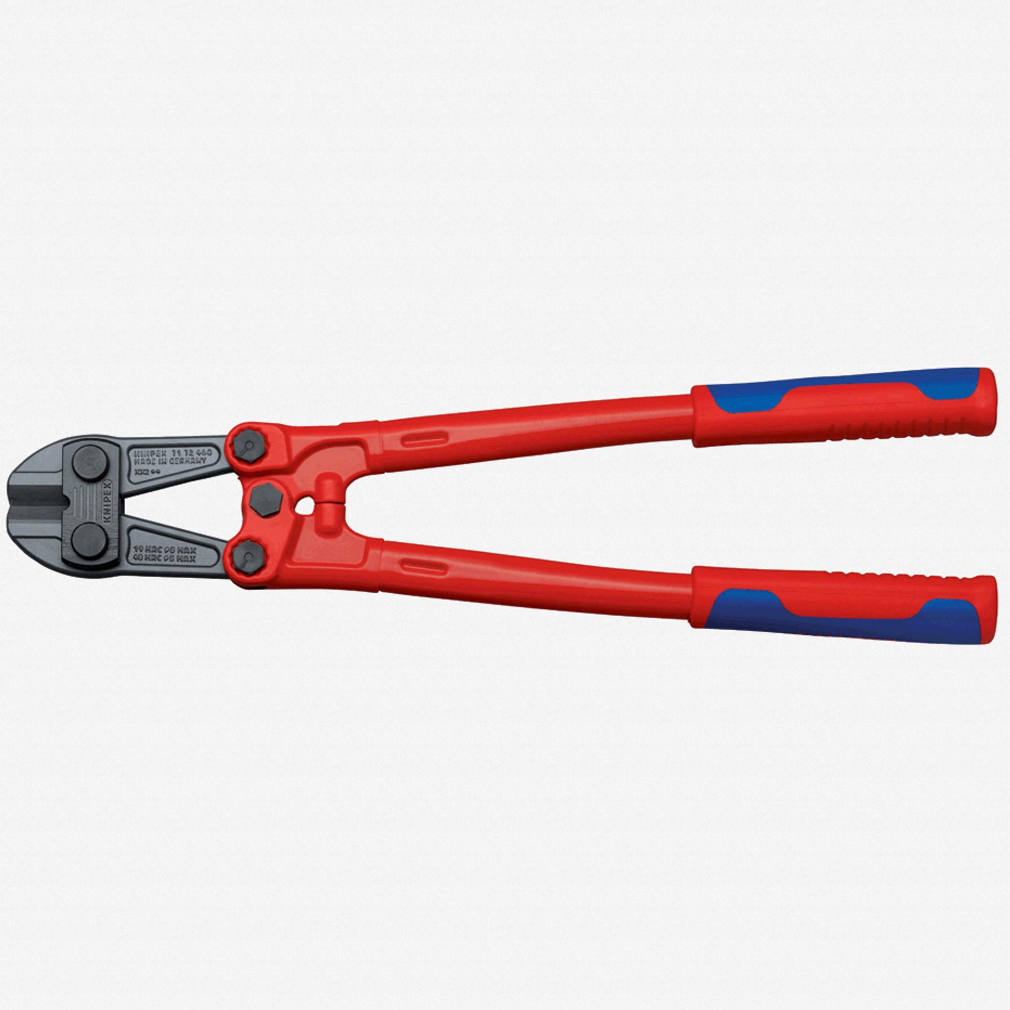 """Ergonomic Grip KNIPEX 71 32 200 8/"""" Knipex Cobolt Compact Bolt Cutter w// Recess"""