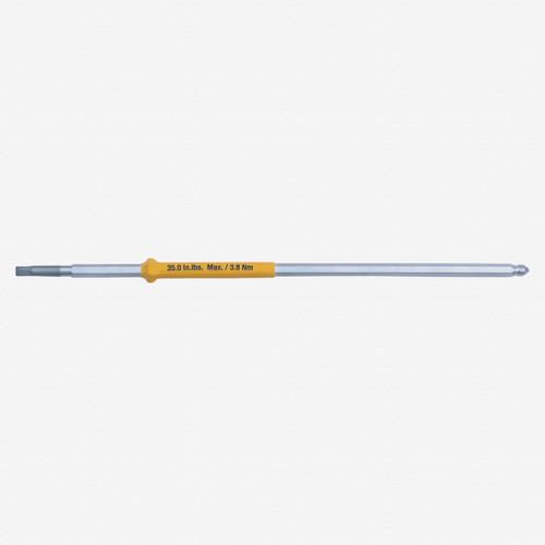 """Wiha 28558 3/32"""" Hex SAE Torque Screwdriver Blade - KC Tool"""