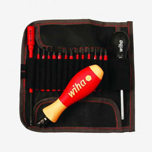 Wiha 28792 16 Piece Insulated Torque Screwdriver Set 18-62 in-lbs. - KC Tool