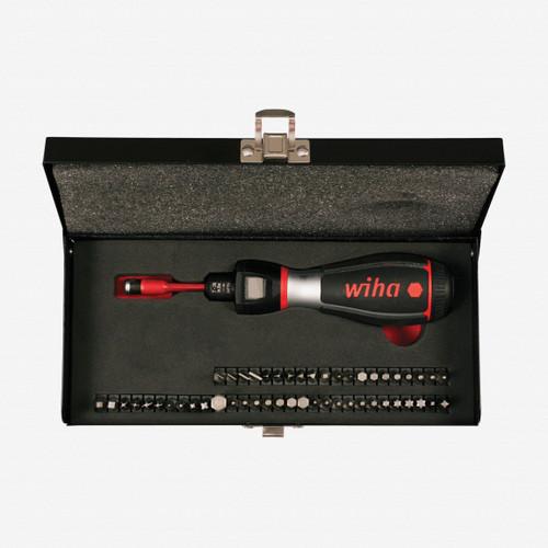 Wiha 28892 52 Piece Digital iTorque Box Set 7-26 in-lbs. (0.8-2.9 Nm) - KC Tool