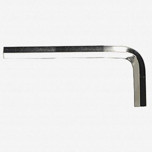 Wiha 35132 7 x 92mm Hex L-Key Short Arm Nickel - KC Tool