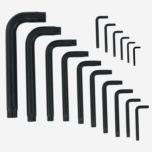 Wiha 36399 16 Piece Torx L-Key Short Arm Set - KC Tool