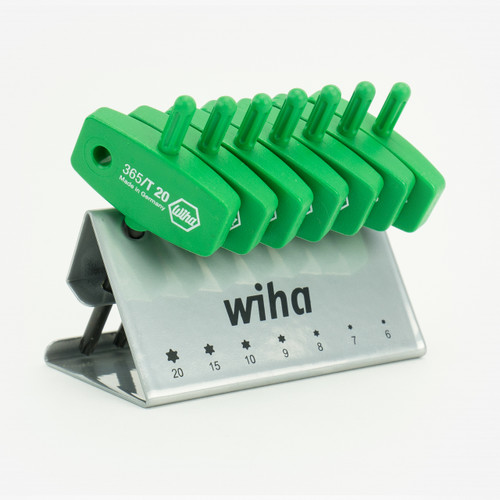 Wiha 36590 7 Piece Torx WingHandle Stand Set - KC Tool