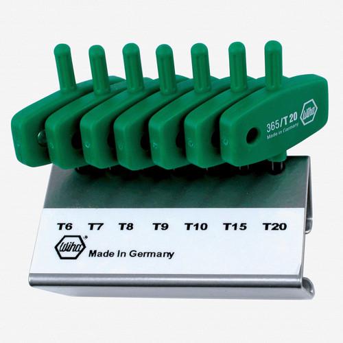 Wiha 36598 7 Piece MagicSpring Torx Wing Handle Stand Set - KC Tool