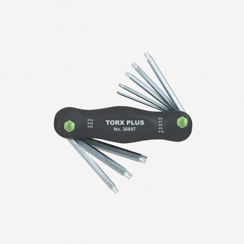 Wiha 36697 TorxPlus PocketStar Fold Out IP6-IP25 - KC Tool