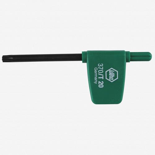 Wiha 37060 T10 x 40mm Torx Flag Handle - KC Tool