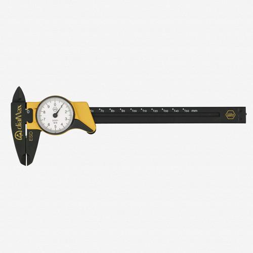 Wiha 41106 ESD Safe Dial Caliper DialMax - Metric - KC Tool