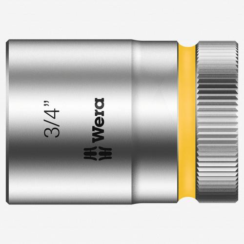 "Wera 003625 3/4"" x 1/2"" Zyklop Socket - KC Tool"