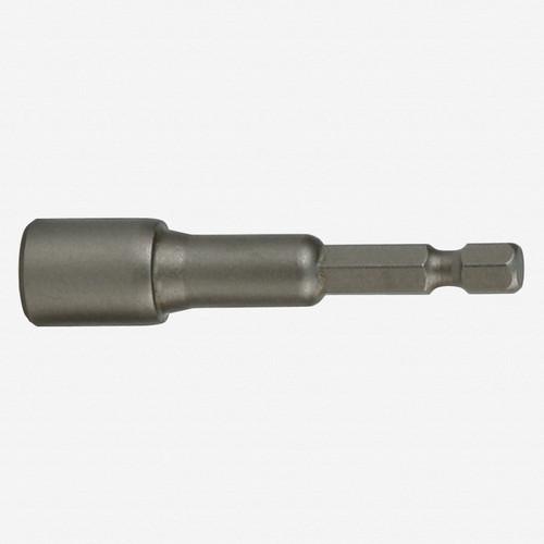 Wiha 70424 1/4'' x 55mm Non Magnetic Nut Setter - KC Tool
