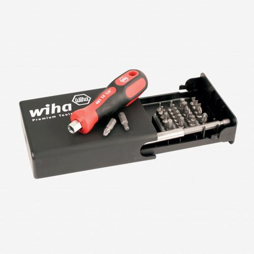 Wiha 71994 26 Piece Bits Collector - KC Tool
