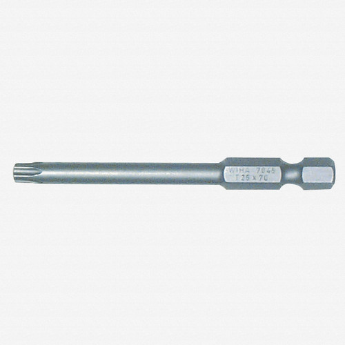 Wiha 74536 T6 x 70mm Torx Power Bit - KC Tool