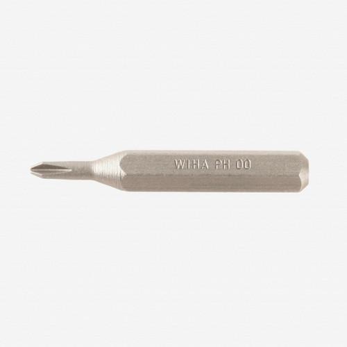 Wiha 75105 #000 System 4 Phillips Micro Bit - KC Tool