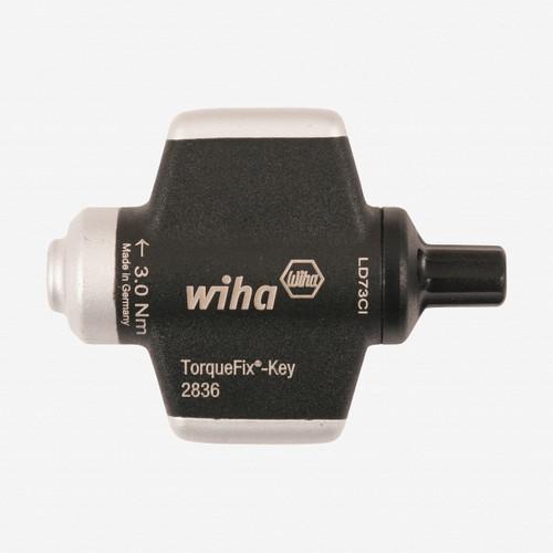 Wiha 28360 4.0 Nm (35.4 in-lbs) TorqueFix Wing Screwdriver Handle - KC Tool