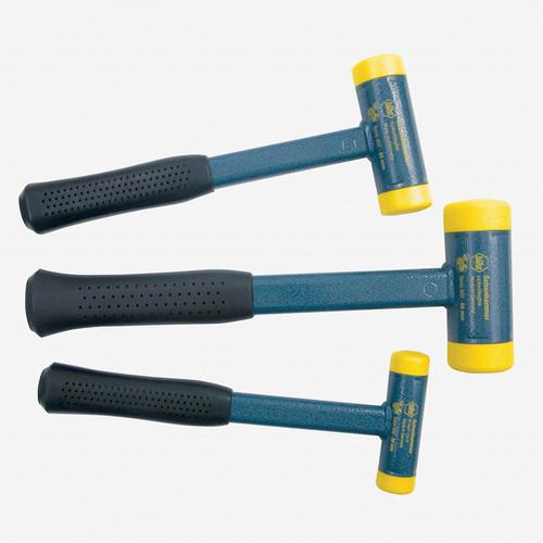 Wiha 80290 3 Piece Dead Blow Hammer Set - KC Tool