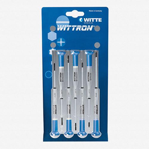 Witte 89343 7 Piece Wittron Torx Set - KC Tool