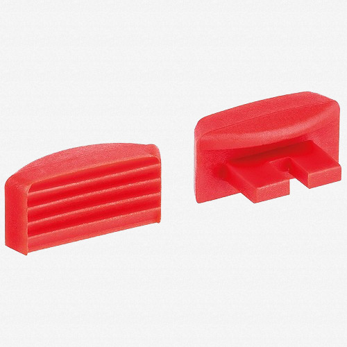 Knipex 12-49-02 1 pair of spare clamping jaws for 12-40-200 - KC Tool
