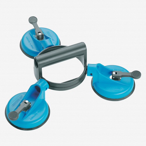 Gedore 121 G-3 Suction cup lifter with 3 cups, d 120 mm - KC Tool