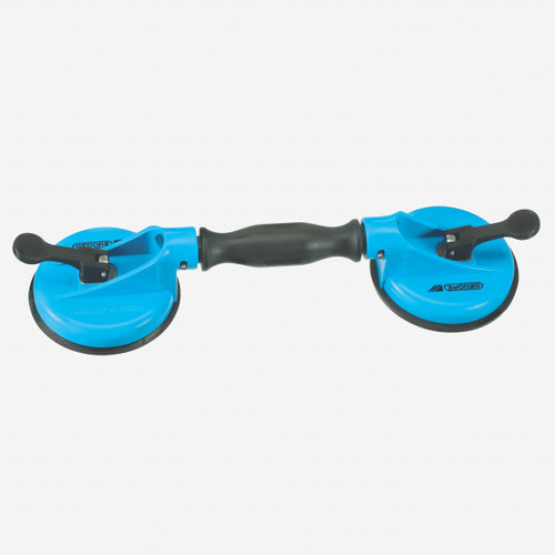 Gedore 121 G Suction cup lifter with 2 cups, d 120 mm - KC Tool
