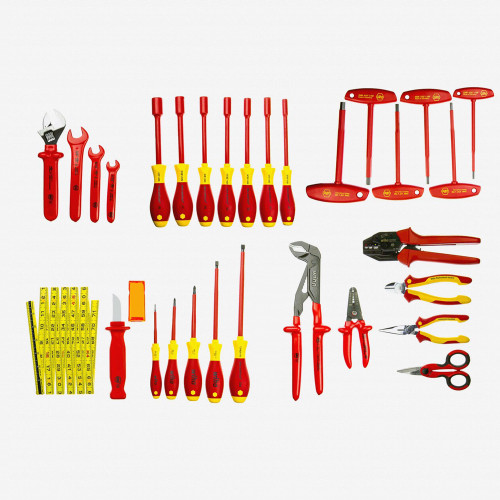 30 Piece Electricians Starter Tool Kit