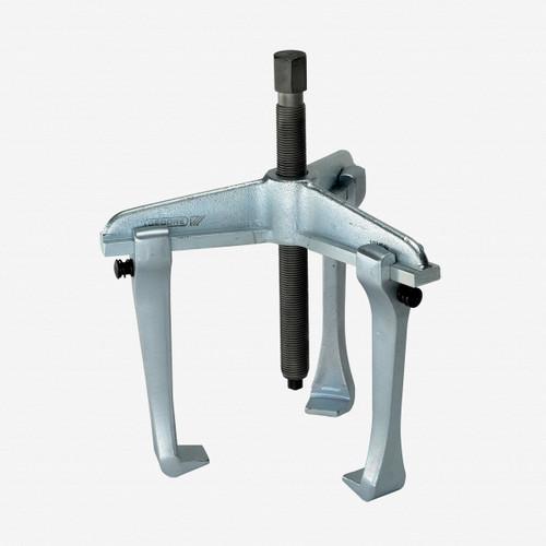 Gedore 1.07/21-B Universal puller, 3-arm pattern, rigid legs with leg brake 160x150 mm - KC Tool