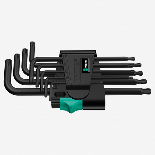Wera 024242 Torx L-key Clip Set - KC Tool