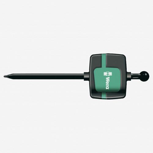 Wera 026352 T8 x 40mm Torx Flagdriver - KC Tool