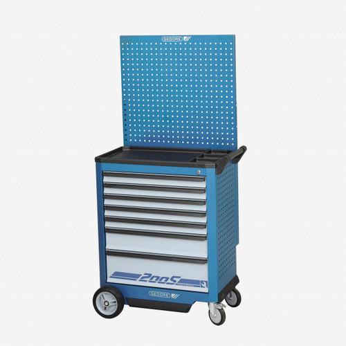 Gedore RT 2004 L Rear panel board, 715x765x30 mm - KC Tool