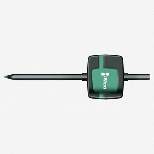 Wera 026373 T15 + 4 x 47mm Torx + Hex Combination Flagdriver - KC Tool