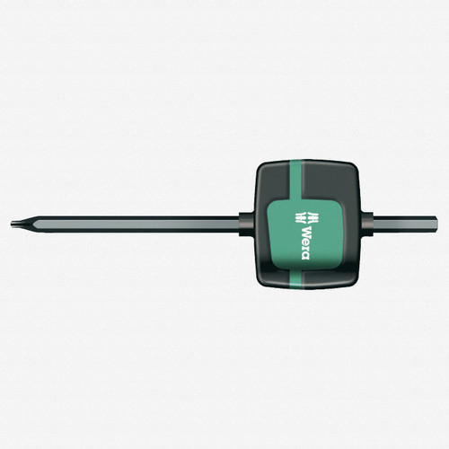 Wera 026374 T20 + 4 x 47mm Torx + Hex Combination Flagdriver - KC Tool