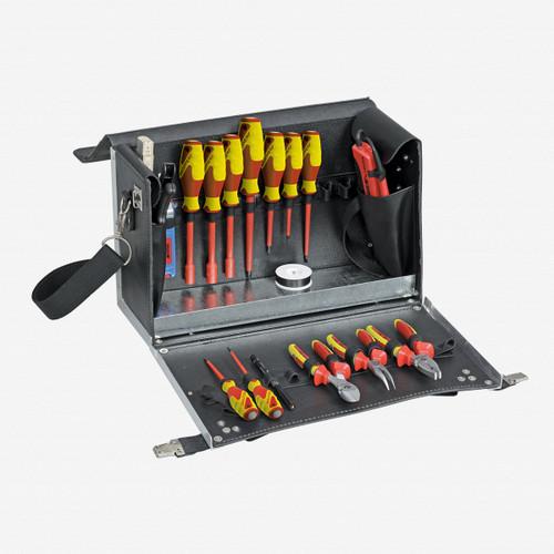 Gedore 1091 Electricians tool case 18 pcs - KC Tool