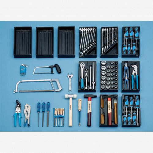 Gedore S 1400 G Universal tool assortment 100 pcs - KC Tool