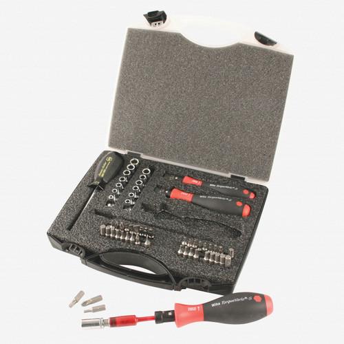 Wiha 28689 TorqueControl 59 Piece Bit Set Nm. - KC Tool