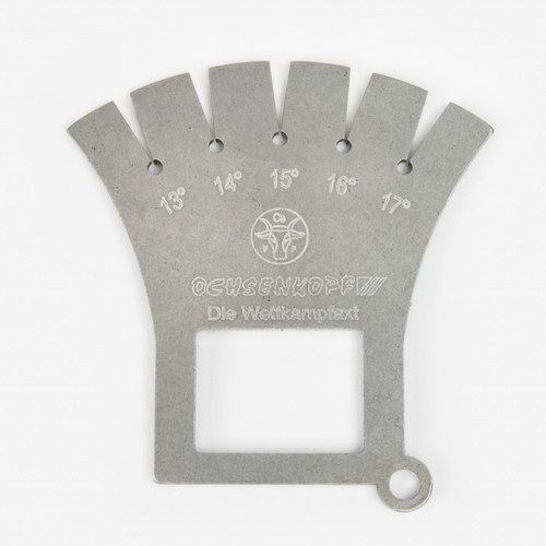 Ox Head OX 448-0000 Angle Gauge - KC Tool