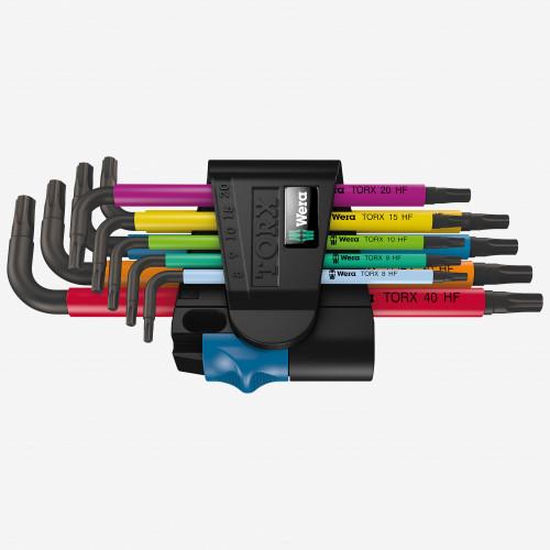 Wera 024179 Multicolor Torx HF L-key Clip Set - KC Tool