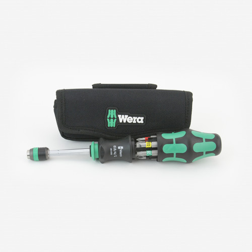 Wera 051016 Kraftform Kompakt 20 Tool Finder 1 Pouch Set - KC Tool