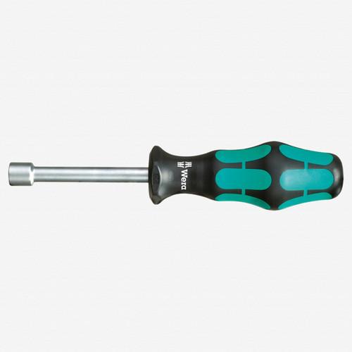 Wera 029464 8 x 80mm Kraftform Plus Hollow Shaft Nut Driver - KC Tool