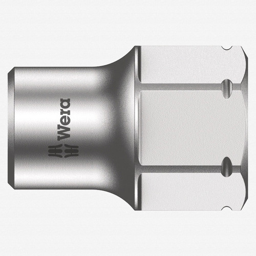 "Wera 003667 Zyklop Socket with 1/4"" and Hexagon 11 Drive - 5mm - KC Tool"