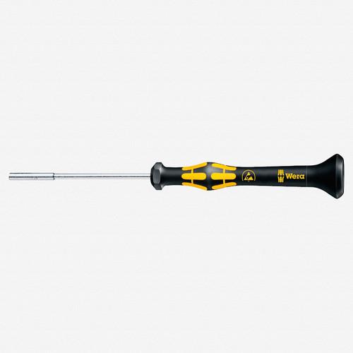 Wera 030150 5 x 60mm ESD Safe Precision Nut Driver - KC Tool