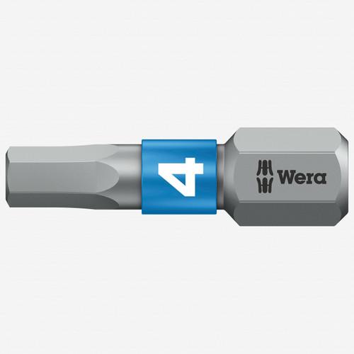 Wera 056684 Hex-Plus 4 x 25mm Insert Bit - KC Tool