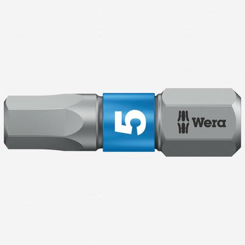 Wera 056685 Hex-Plus 5 x 25mm Insert Bit - KC Tool