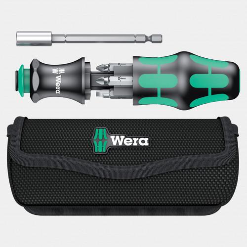 Wera 134491 Kraftform Kompakt 28 with Pouch - KC Tool
