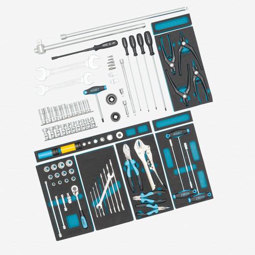 Hazet 0-2500-163/86 Supplementary tool assortment for AUDI  - KC Tool