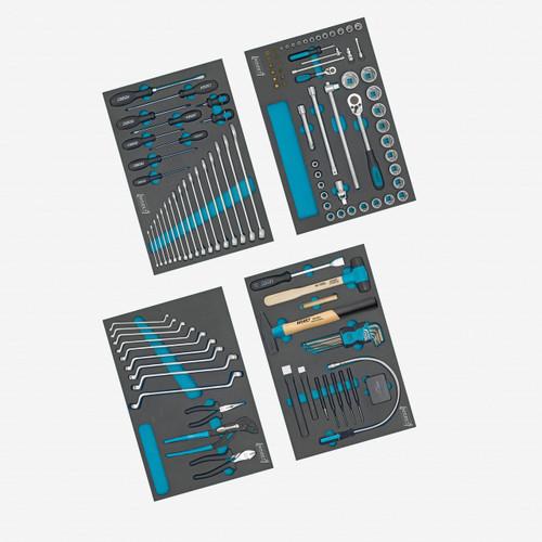 Hazet 0-7/117 Tool assortment  - KC Tool