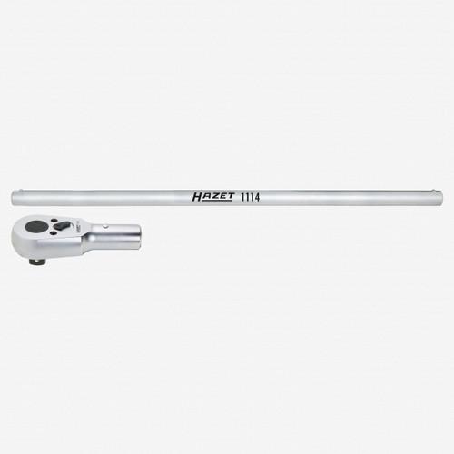 "Hazet 1116/2 Reversible ratchet with handle bar 1"" Drive - KC Tool"