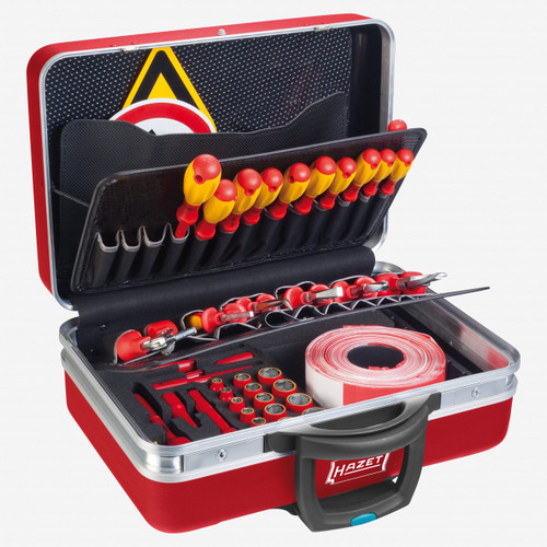 Hazet 150/43 Tool set for hybrid and electric vehicles  - KC Tool