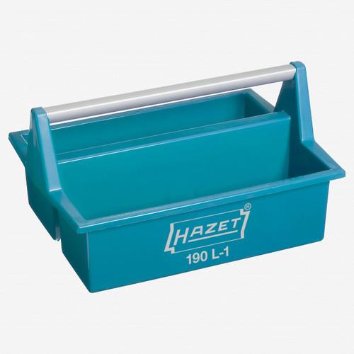 Hazet 190L-1 Plastic tote tray - 215 x 396 x 294mm - KC Tool