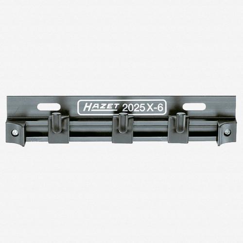 Hazet 2025X-6/4 Guiding rail with tool hanger  - KC Tool
