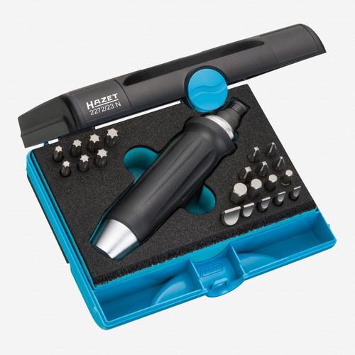 Hazet 2272/23N Impact bit screwdriver set  - KC Tool
